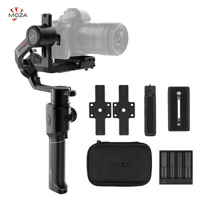 MOZA Air 2 3-Axis Handheld Gimbal Stabilizer 4.2kg For Canon Nikon Sony Camera
