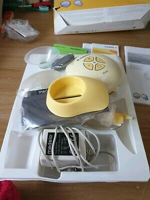 Medela Swing Single Electric Breast Pump Bpa Free System 2 Phase Expression