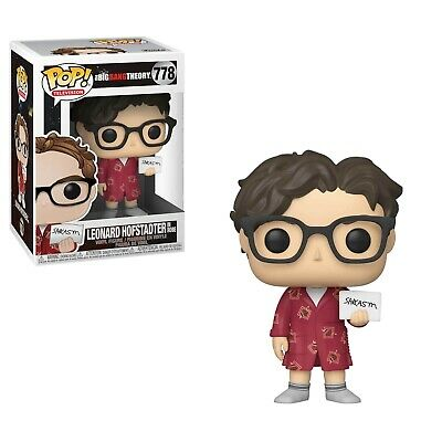 FUNKO POP! The Big Bang Theory - Leonard Hofstadter (778)