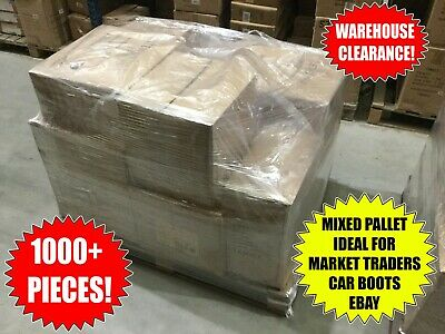 1000+ Pcs Wholesale Clearance Pallet Job Lot Mixed Toys Gifts Bulk Free Delivery