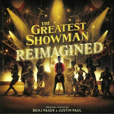 VARIOUS - The Greatest Showman: Reimagined (Soundtrack) - Vinyl (LP + booklet)