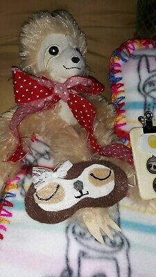 18 inch doll clothes accessories lot sloth
