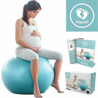 65 - 75cm Pregnancy Ball To Induce Labour Position Exercises Unlock The Benefits