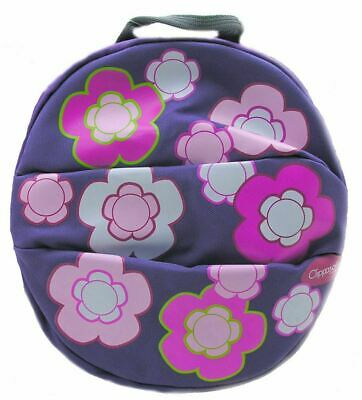 Clippasafe TODDLER DAYSACK WITH DETACHABLE LEAD REINS Backpack Baby flower  BN