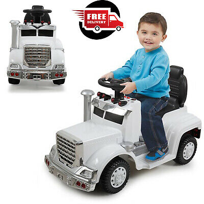 Battery Powered Police Car For Kids Ride On 6v Electric Camaro