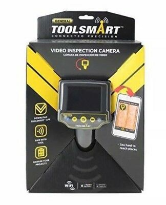 General Tools ToolSmart Wi-Fi Connected Video Inspection Camera TS03