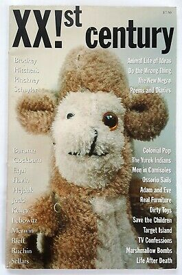 XXIst Century Vol.1 No.1 (America) Winter 1991/1992, FIRST ISSUE VERY RARE!