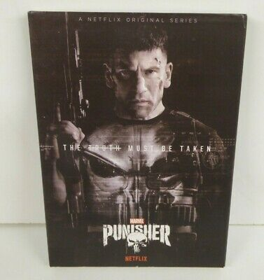 The Punisher Season 1 - Dvd Cardboard Slipcover Only No Discs