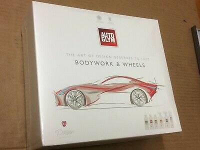 Autoglym The Collection Perfect Bodywork & Wheels Kit (0519)