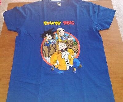 Camiseta Dragon Ball - Bola de Dragon Talla M Nueva