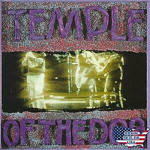 Temple Of The Dog, New, Free Ship