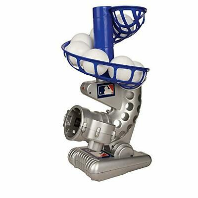 MLB Electronic Baseball Practice Pitching Machine Ball Pitcher Height Adjustable