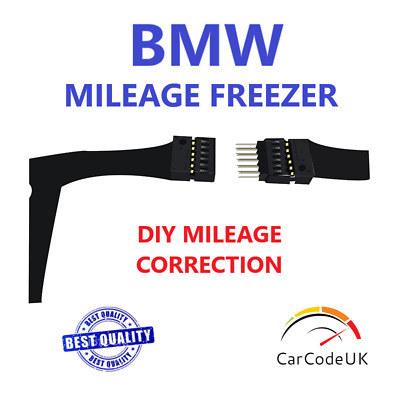 Mileage Blocker / Odometer Freezer BMW F and G Series 1 2 3 4 5 6 7 X stop miles