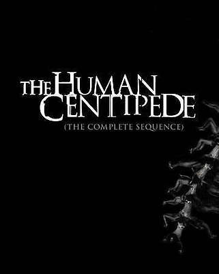 The Human Centipede: The Complete Sequence [Blu-ray] DVD, Dieter Laser, Tom Six