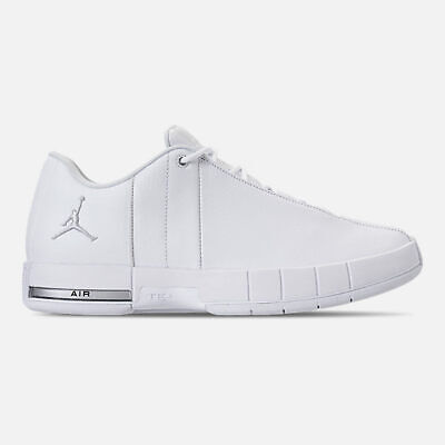43e0aedaa72 New Nike Air Jordan TE Team Elite 2 Low Size 12 White Metalic Silver AO1696  100