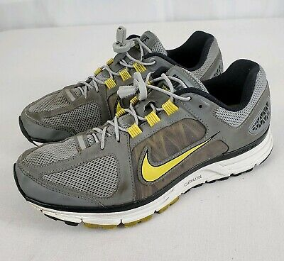 uk availability 07aa7 02937 Nike Vomero 7 511488-007 Mens Size 9 Running Shoes Trainers Black Yellow  Fitsole