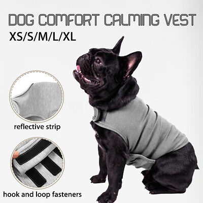 Dog Puppy Comfort Calming Calm Vest Emotional Appeasing Jacket Clothes