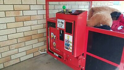 Maxi Claw Machine Vending Coin Operated