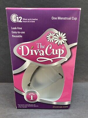 The Diva Cup Model 1 Menstrual Cup For Women Under 30