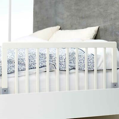 BabyDan Wooden Bed Rail Guard Baby Child Bedtime Safety