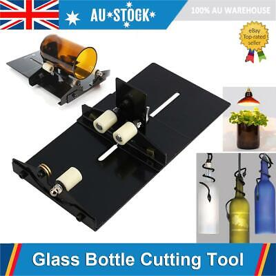 Glass Bottle Cutter Tool Wine Beer Glass Cutter for DIY Glass Cutting Tools