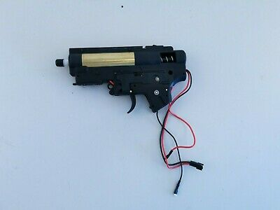 Nylon Gearbox Accessories For JINMING M4A1 Gen 9 ACR-J10 Toy Gel Ball Blaster