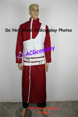 Shippuden Gaara Cosplay Costume from naruto cosplay