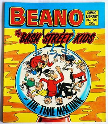 Beano Comic Library, No. 55: The Bash Street Kids in The Time Machine [comic]