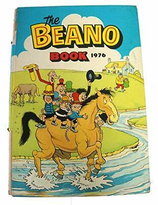 The Beano Book 1976 [hardcover] D C Thomson [Jan 01, 1975] …