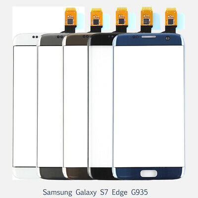 For Samsung Galaxy S7 Edge G935 Touch Screen Digitizer Front Glass Replacement