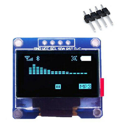 Industrial Electrical Optoelectronic Products 0 96 128x64 White OLED