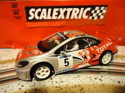 Offre Scalextric Peugeot 307 WRC Condroz-Huy 1/32 6 Neuf Neuf