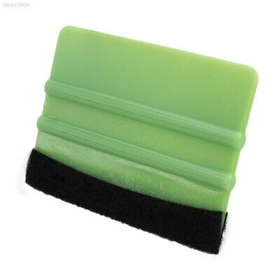 7D3D New Car Glass Clean Wrapping Scraper Squeegee Tool For Car Window Wrapping