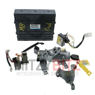MR578296 ECU & LOCK SET for MITSUBISHI SHOGUN PININ 1.8 MPI MANUAL 2001-2006