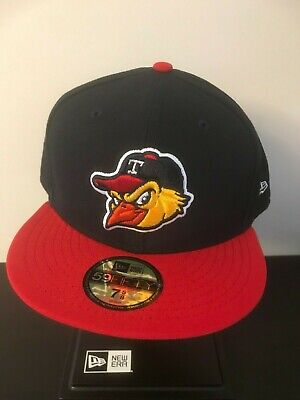 318603bf37583 TOLEDO MUD HENS New Era 59Fifty Fitted Minor League Baseball ...