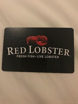 $25 Value Red Lobster Gift Card