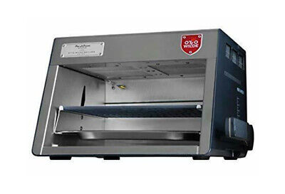 Otto Wilde Grills 100011 1500°F Countertop Steak Broiler