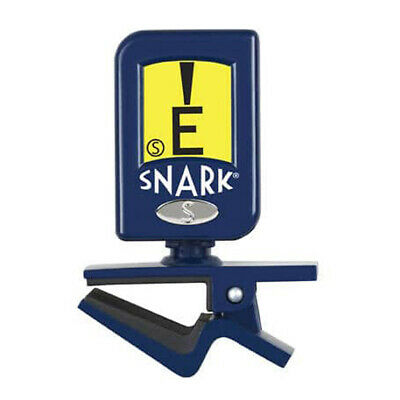 SNARK Napoleon - Clip-on Chromatic Guitar and Bass Tuner w/FREE pick holder