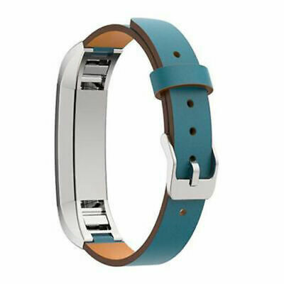 Genuine Leather Watch Band Sport Wrist Strap for Fitbit Alta HR Loop Bracelet US