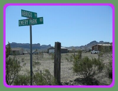 Prime 2.35 Ac With Water Meter, Septic System, Power~Golden Valley Arizona