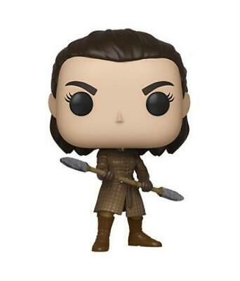 Arya w/ Two Headed Spear Game Of Thrones Funko Pop. PRE ORDER