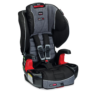 Britax Frontier ClickTight Harness Booster Car Seat - Vibe