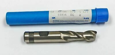"""New Putnam 2-Flute HSS 7//8/"""" Ball End Mill 7 1//4/"""" OAL APR-87-32 available"""