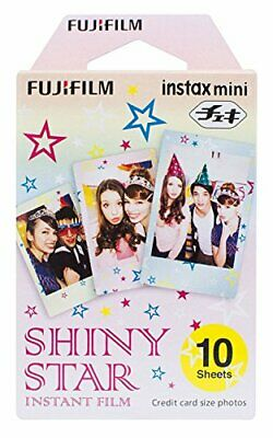 Fuji Instax Shiny Star Instant Mini Film - 10 Exposures