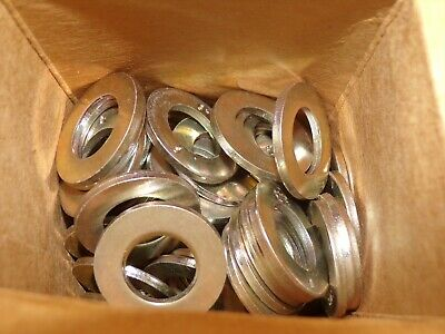 Lot of (100) Flat Washers. (HH)