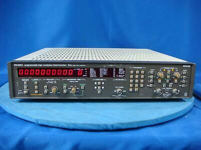 Philips PM6654 Programmable High-Resolution Timer/Frequency Counter