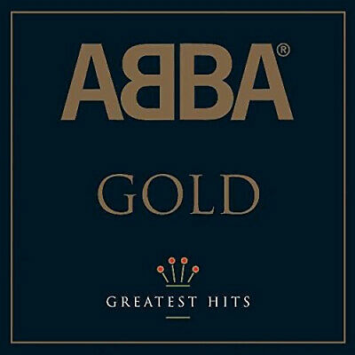 ABBA Gold Greatest Hits CD ABBA CD FAST FREE SHIPPING