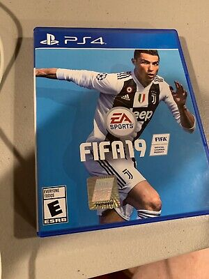 Fifa 19 Soccer PS4 Playstation 4 Tested