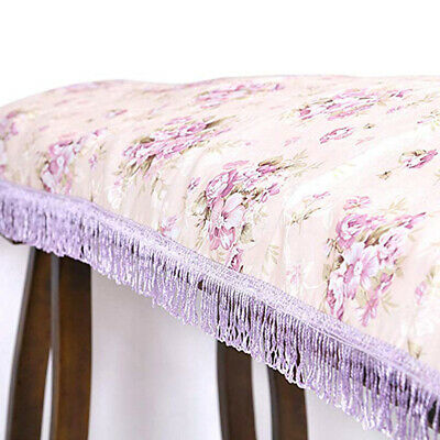 Guzheng Cover Floral Pattern Dustproof Case Chinese Music Instrument Accessory D