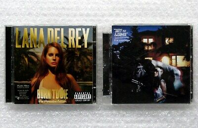 "LANA DEL RAY ""Born To Die"" 2CD Paradise Edition + BAT FOR LASHES ""Gold And Fur"""